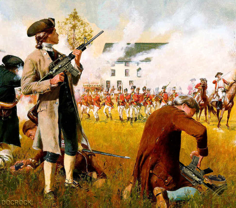 the many factors that drove the american revolution But what many americans don't know is that our independence was  british  regulars outnumbered the patriot militia and drove them back to.